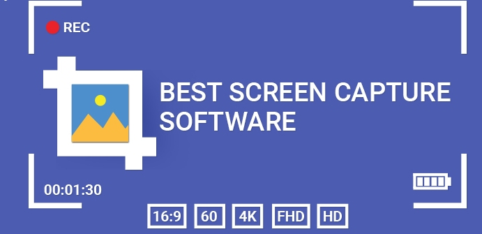 Top 5 Best Screen Recording Softwares of Windows