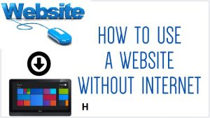 How to download a website using HTTrack