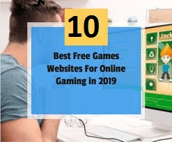 Top 10 websites to play online games